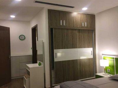 Phòng ngủ căn hộ Park 7 cho thuê