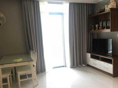 Phòng khách căn hộ tòa Park 3
