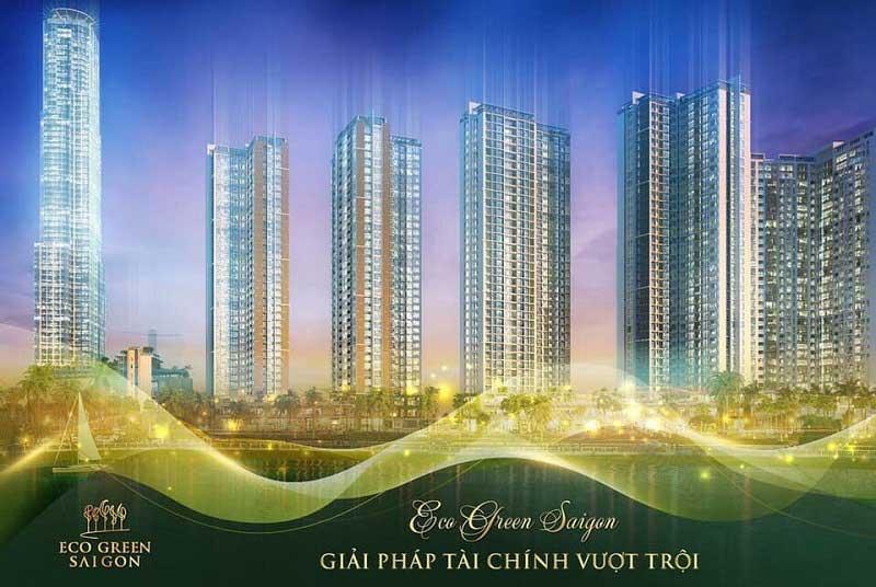 Eco Green Saigon quận 7