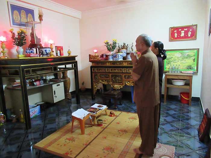Hướng nhà có ảnh hưởng rất lớn đến tất cả các nghi lễ về nhà mới
