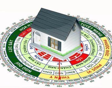 Cách chọn hướng nhà chung cư theo tuổi đơn giản