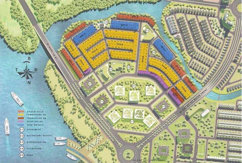 Dự án Nova Aqua City Đồng Nai | Thông tin mới nhất năm 2019