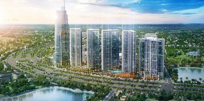Căn hộ chung cư Eco Green Saigon