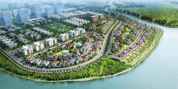 Cơ sở hạ tầng hoàn thiện của Phú Mỹ Hưng