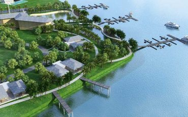 Biệt thự Palm Marina quận 9