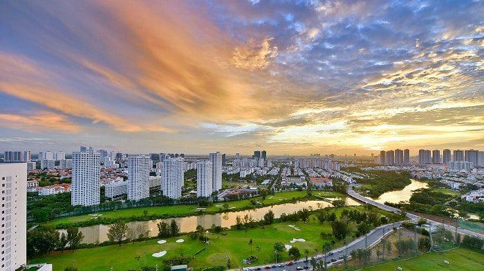 Khu đô thị Phú Mỹ Hưng quận 7 là mô hình kiểu mẫu
