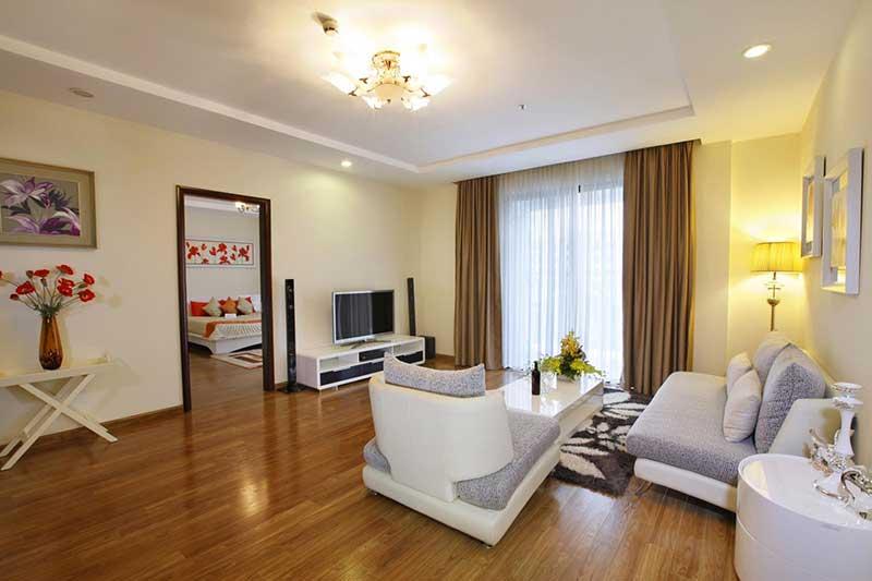 Nội thất cao cấp trong căn hộ The Nassim