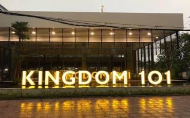 Cho thuê & mua bán chuyển nhượng căn hộ Kingdom 101 2020