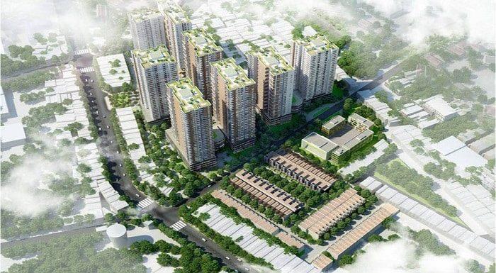 dự án Centrosa-