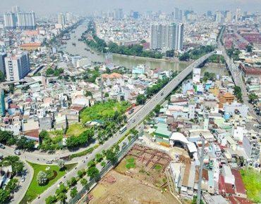 Đường Nguyễn Văn Linh - trục giao thông trọng yếu Nam Sài Gòn