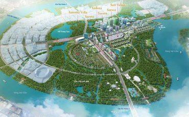 Dự án khu đô thị Sala – Thế giới căn hộ sang trọng bậc nhất Sài Gòn