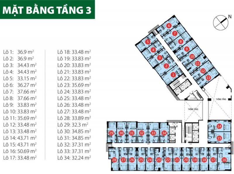 bang-gia-cho-thue-garden-gate-cap-nhat-thong-tin-2019