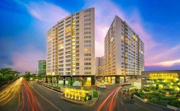 Bảng giá cho thuê căn hộ Sky Center quận Tân Bình năm 2019