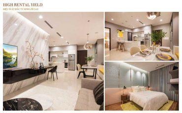 Cho thuê căn hộ Richlane Residences quận 7 – Bảng giá 2020