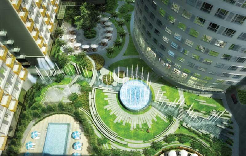 Không gian sống lý tưởng với Sài Gòn Airport