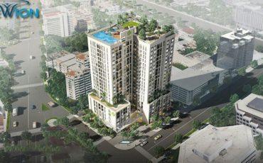 Bảng giá cho thuê căn hộ Newton Residence năm 2020