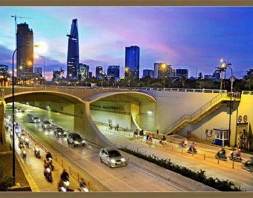Đường Hầm Thủ Thiêm - Công trình vượt sông hiện đại nhất Việt Nam