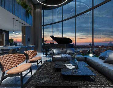 Căn hộ Penthouse là gì? - Thiết kế bên trong căn hộ Penthouse