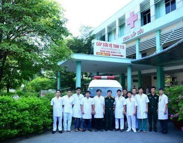 Bệnh viện quân y 175 với sứ mệnh cao cả trong việc chăm sóc sức khỏe