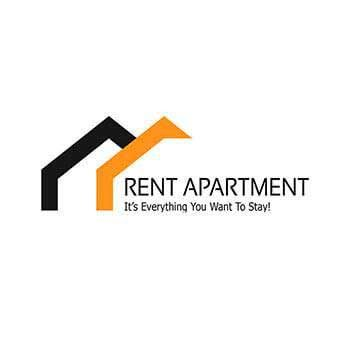 Rent Apartment Agency Logo