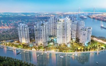 Bảng giá cho thuê căn hộ Đảo Kim Cương quận 2 năm 2020