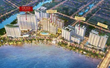 Bảng giá cho thuê căn hộ Midtown Phú Mỹ Hưng quận 7 năm 2020