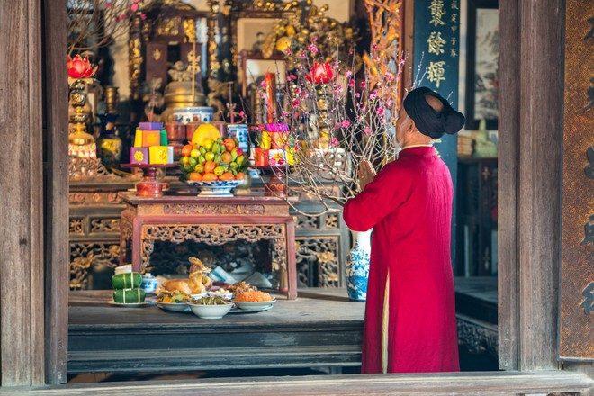 cúng giao thừa là nghi lễ quan trọng nhất năm của người Việt