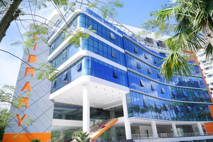 Thư viện trường đại học Tôn Đức Thắng