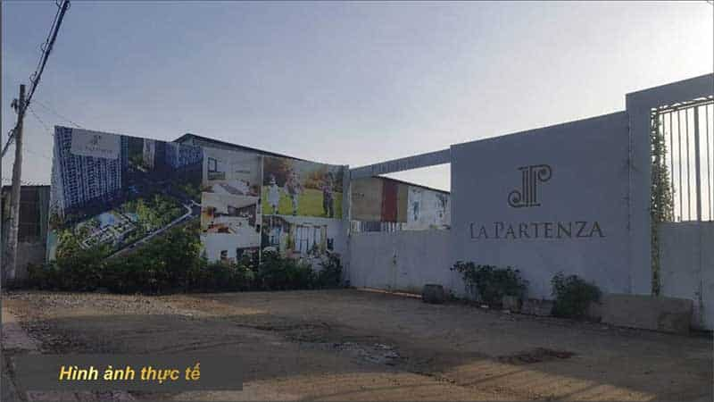 Hình ảnh thực tế dự án La Partenza