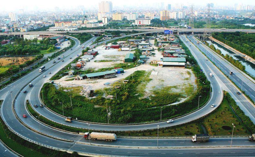 Dự án đường vành đai 3 dài gần 90 km