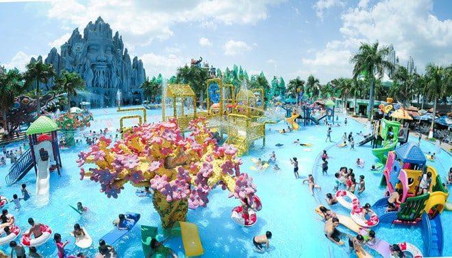 Khu du lịch Suối Tiên là điểm vui chơi hút khách