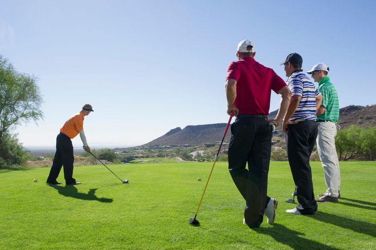 Bộ môn Golf năng động và đẳng cấp