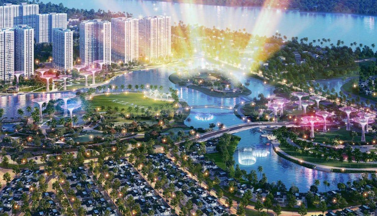 Vinhomes Grand Park của tập đoàn Vingroup