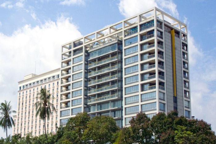 Tòa nhà văn phòng hạng A The LandMark