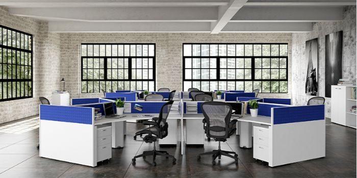 Để không gian thiếu sinh khí là 1 trong 7 kiêng kỵ khi chuyển đến văn phòng mới