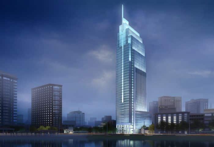 Vietcomank Tower tại TP.HCM