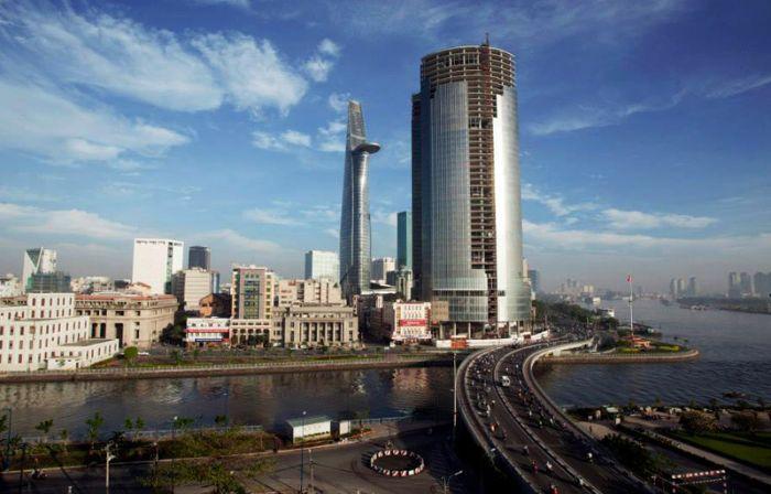 Saigon One Tower hiện đang dang dở