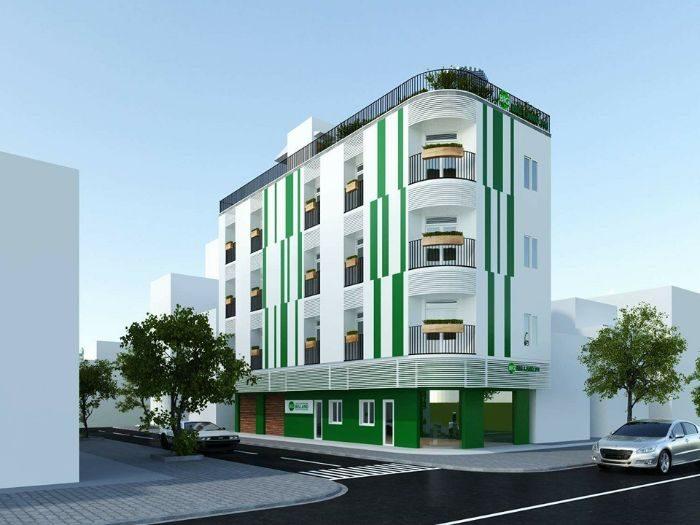 BigGroup Building quận 4 tọa lạc tại đường Nguyễn Tất Thành, phường 18