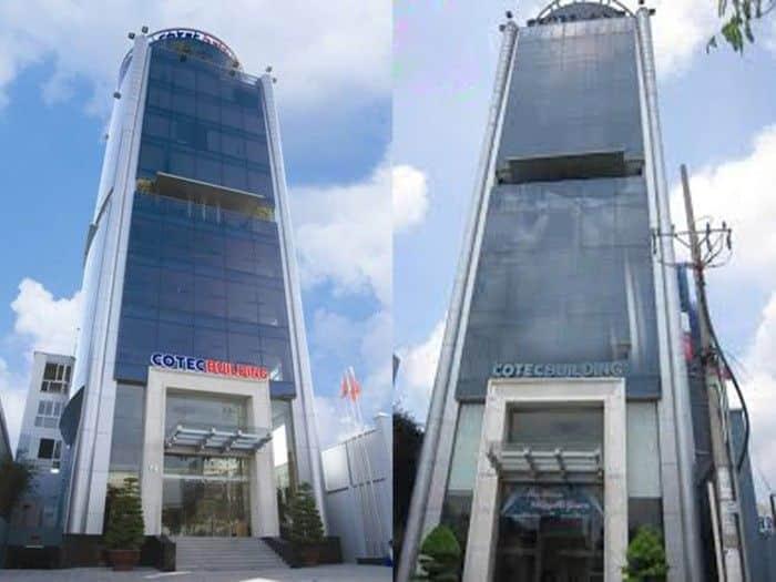 Cotec Building quận 4 là điểm cho thuê văn phòng được nhiều doanh nghiệp lựa chọn