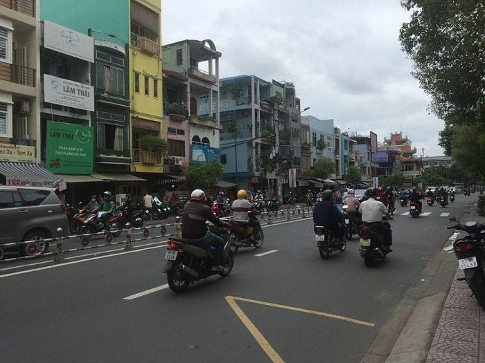 Đường Hoàng Diệu là khu kinh tế sầm uất