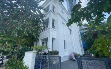 Mua bán cho thuê biệt thự Vinhomes Central Park quận Bình Thạnh