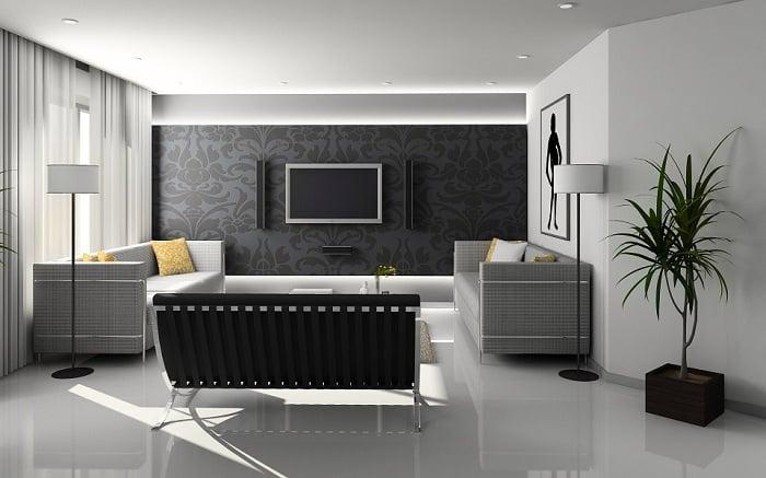Mẫu thiết kế nội thất theo phong cách Bắc Âu