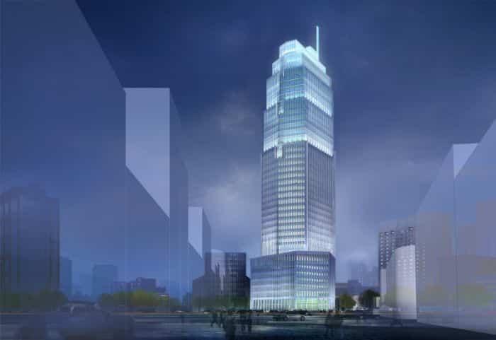 Một cái tên khác trong danh sách tòa nhà văn phòng Quận 1: Vietcombank Tower
