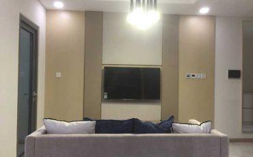 Saigon Royal 2 phòng ngủ 78m2 giá 1250$ bao phí