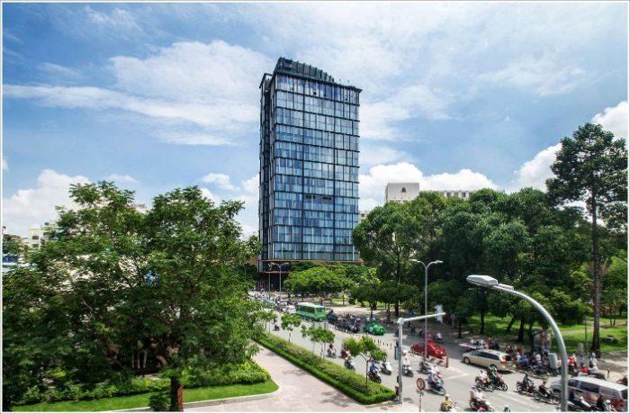 Tòa nhà AB Tower quận 1 nằm ngay vị trí vàng