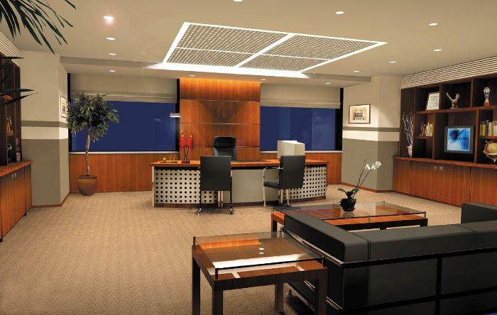 Bàn ghế và tủ kệ mà những món đồ không thể thiếu trong văn phòng