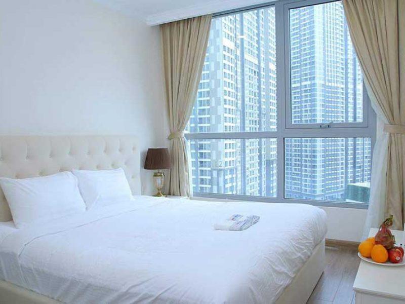 1 Phòng ngủ Vinhomes full nội thất