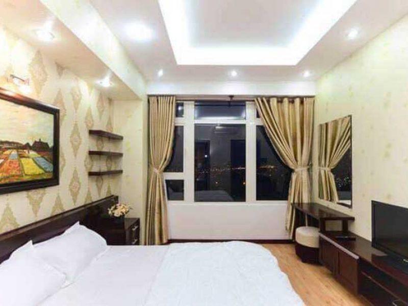Nội thất bàn giao căn hộ Saigon Pearl