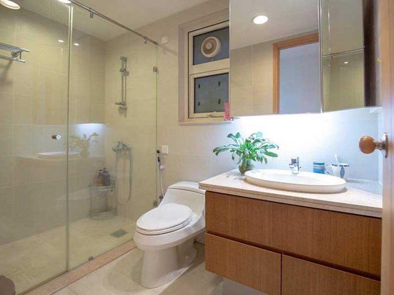 Nội thất bên trong căn hộ Saigon Pearl