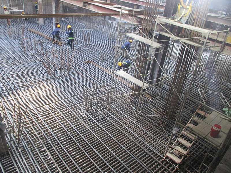 Tiến độ xây dựng Opal Saigon Pearl 2019